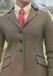 J 31 light brown tweed with raspberry and pale blue overcheck.jpg