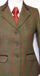 J 34 browny green tweed with bold terracotta and pale rust overcheck.jpg