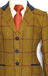 J 74 rusty brown tweed with dark, light red and brown overcheck.jpg