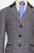 J 87 pale grey tweed with light, mid and navy blue overcheck.jpg