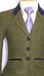 J 91 dark green tweed with purple and navy overcheck.jpg