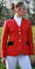 SJ 03 red jacket with black velvet trim and gold piping.jpg