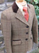 URB 431 pale brown tweed with dark brown, rust and feint yellow overcheck.JPG
